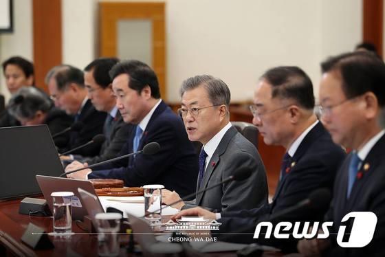 文大統領が徴用工賠償は日本企業の問題と言及?韓国大統領府「事実では ...