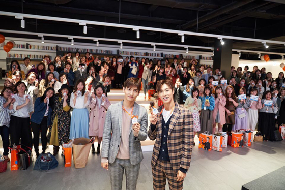 「JEJU air Fan Festival with TVXQ! 」開催! 「東方神起」参加に日韓ファン100人集結