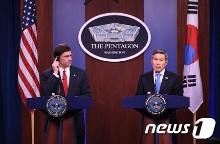 「米韓決裂?」トランプ、韓国の提案を拒否=米韓防衛費分担金交渉