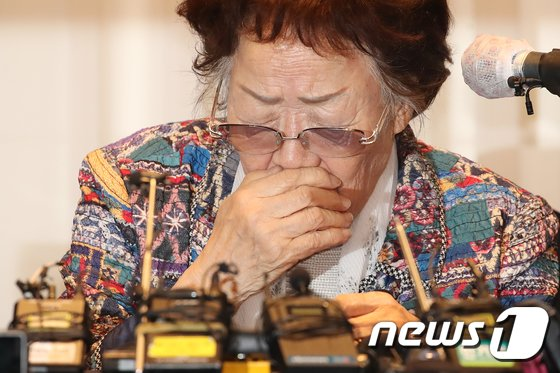 慰安婦被害者の李容洙氏「30年も利用された」…正義連と尹美香氏を批判 ...