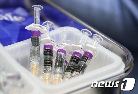 韓国 インフルエンザ ワクチン