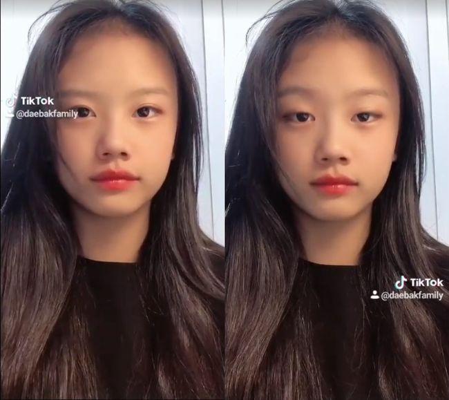 元サッカー選手イ・ドングクの娘ジェシ、女優のような美貌を披露│韓国 ...