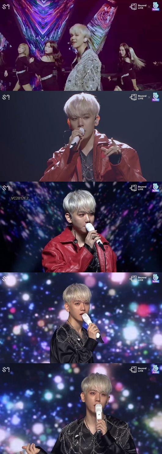 「EXO」BAEK HYUN「初のソロコンサート、僕もつられてドキドキした」