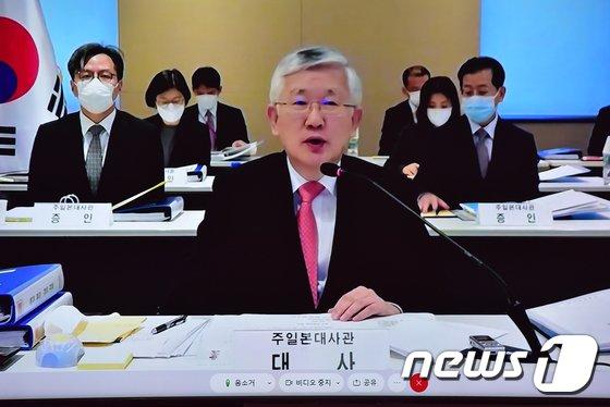 菅首相、南大使離任の接見を拒否…「慰安婦被害者判決を考慮」=韓国報道