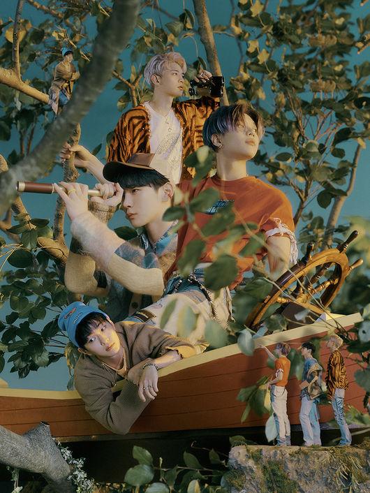 「SHINee」、今日(12日)新曲「Atlantis」公開、最高に爽やか