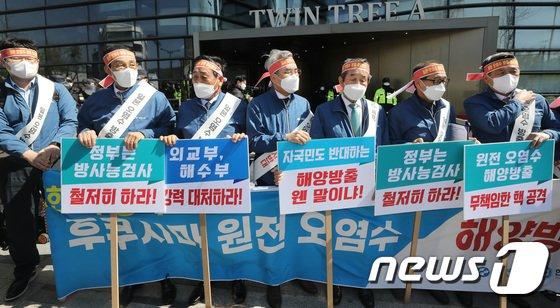 韓国政府、昨年福島汚染水放流「問題ない」としていた
