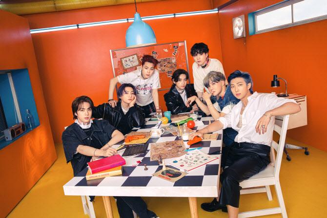 韓国ボーイズグループ「BTS(防弾少年団)」が、米国のトーク番組「ザ・トゥナイト・ショー」に1年ぶりに出演する。(画像提供:wowkorea)