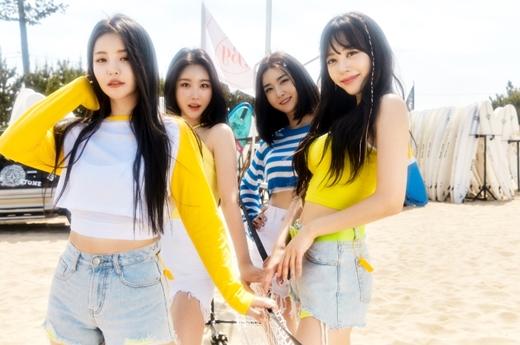 「Brave Girls」、「CMスター賞」を受賞…今年だけでCM出演30本(画像提供:wowkorea)