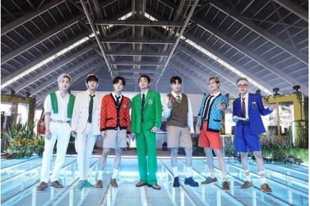 BTS(ビッグヒットミュージック提供)=(聯合ニュース)≪転載・転用禁止≫