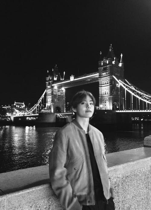 V(BTS)、ロンドンの観光広報に登場「LondonwithTae」、爆発的な反応(画像提供:wowkorea)