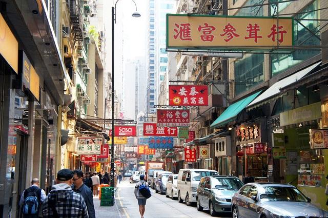 この1年間、香港の人口が9万人あまり急減したことがわかった(画像提供:wowkorea)