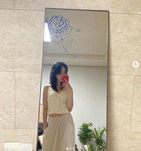 クォン・ミナ(元AOA)、腹部の傷を公開… ファンから心配の声(画像提供:wowkorea)
