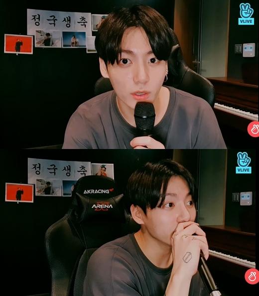 「BTS(防弾少年団)」JUNG KOOK、誕生日を迎えメンバーから愛情いっぱいのお祝いメッセージも(画像提供:wowkorea)