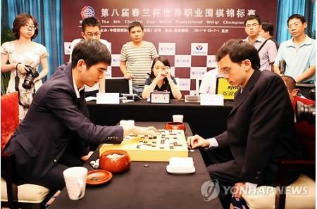 韓国 囲碁